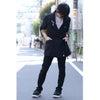 DF TOKYO別注仕様The Letters(ザ・レターズ)ダブルブレストジャケットコーデの画像