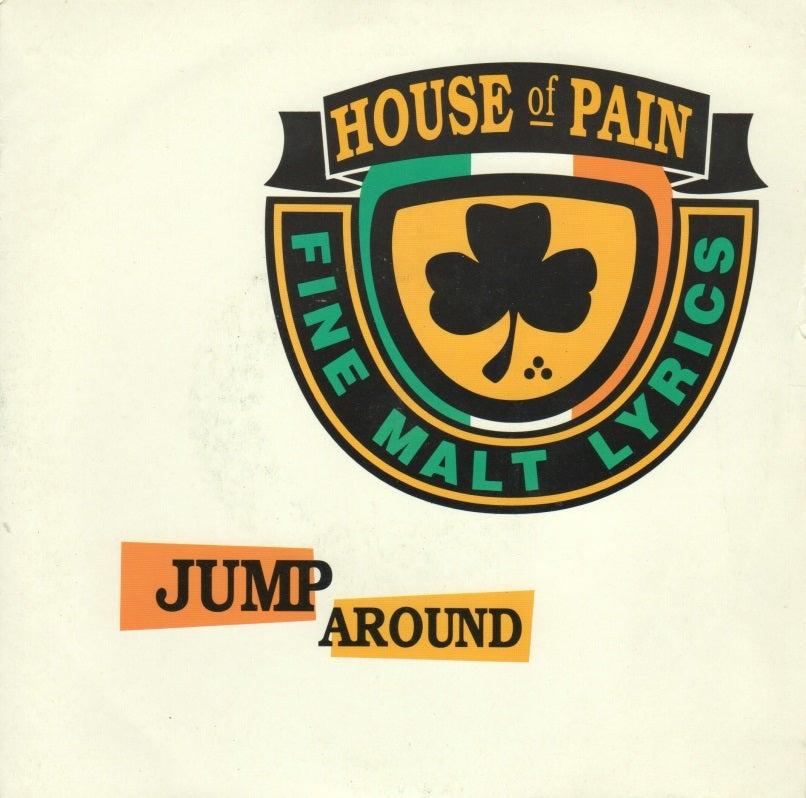 house of pain jump around カナダの白うさぎ日記
