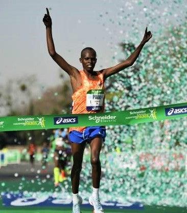 2018パリマラソン 結果