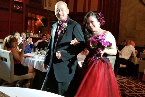 キヨカオリの結婚式