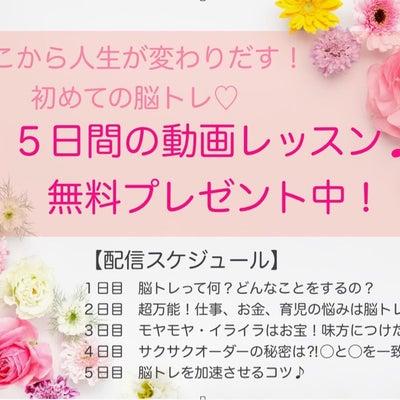 【500名が購読中!】5日間の無料動画レッスン!の記事に添付されている画像