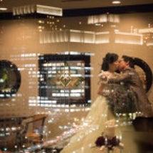 如水会館での結婚式の…