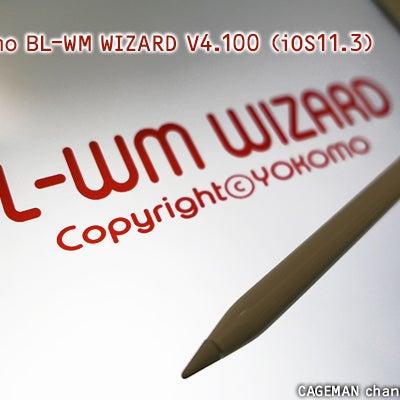 ヨコモ WiFiモジュールBL-WM WIZARD(V4.100)をiPad(iの記事に添付されている画像