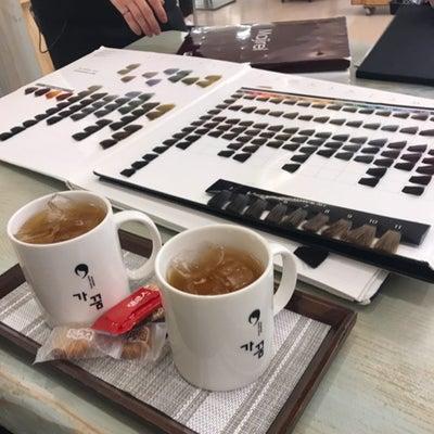 ☆カックム ヘアドリーム☆韓国で美容院♡の記事に添付されている画像