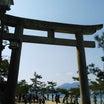 【広島県へ旅行】 厳島神社 『内宮』本宮の「拝殿と本殿」 (1日目)