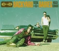 Backyard Babies/Total 13 | カ...