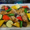 コース料理からの画像
