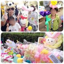 宮前平子ども文化センター★親子でバルーン体験のおしらせ&さくら祭りの記事に添付されている画像