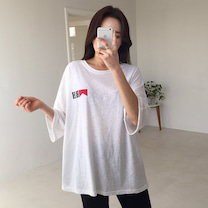 [22XX]ラウンドネックプリントTシャツの記事に添付されている画像