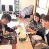 「デトックスしまくりです!!」昨日のハレノヒ食堂。素敵な美女3人組のご来店♪の画像