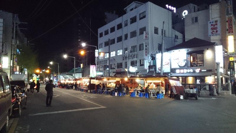 ミッドナイト・鍾路三街駅④⑤番出...