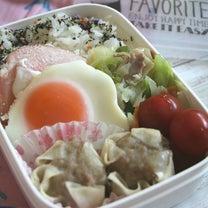 超絶楽チン♪10分弁当は、セブンイレブンのカット野菜で♪の記事に添付されている画像