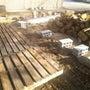 格安で薪小屋を増築