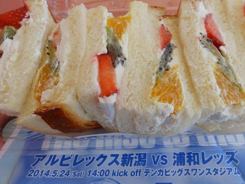 フルーツ サンド 新潟