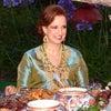 【モロッコ王室】ラーラ・サルマ妃 25週姿を見せずの画像
