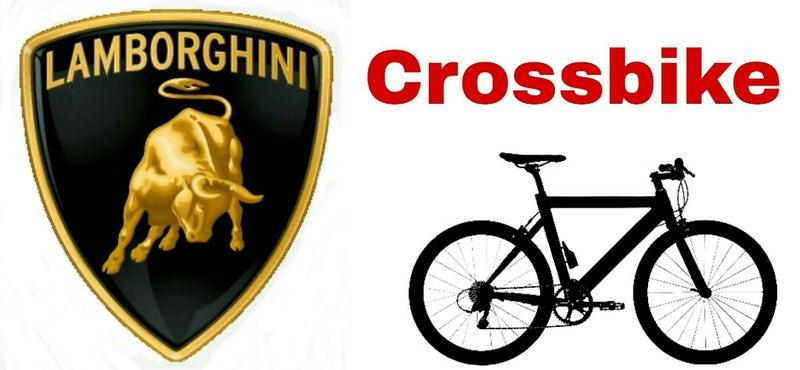 ランボルギーニ,クロスバイク,広島