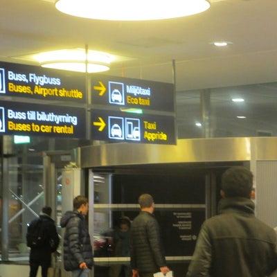 北欧ストックホルム旅行記3エアポートコーチで市内への記事に添付されている画像
