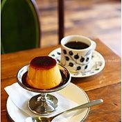 おススメ!喫茶店で直立ビターなプリン 喫茶Amber