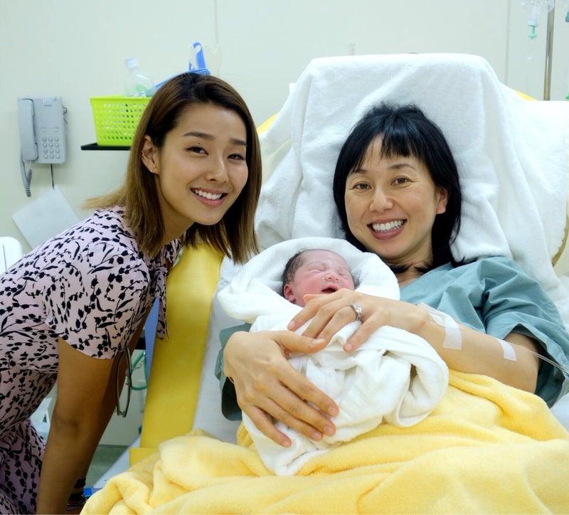 出産後 | 東尾理子オフィシャル...