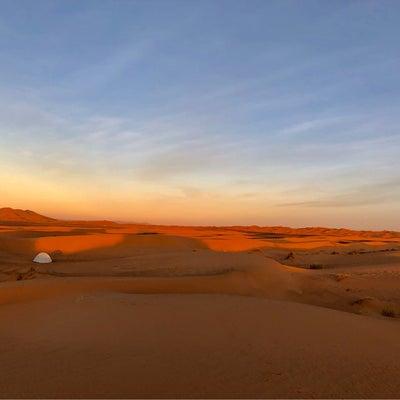 サハラ砂漠でテント泊 in モロッコの記事に添付されている画像