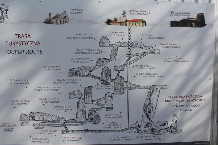 700年以上の歴史を誇るヴィエリチカ岩塩坑 | スウェーデンで働く!