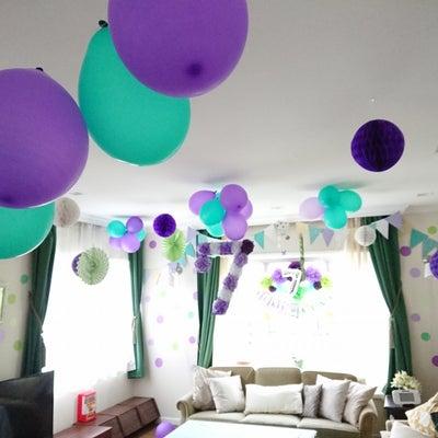【パーティーレポート】長男7歳のお誕生日会♪の記事に添付されている画像