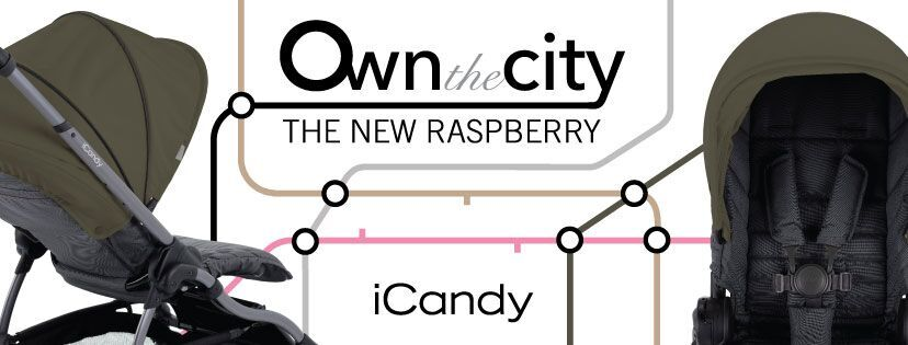 iCandy raspberry専用 Duo Pod のご紹介!