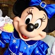 ディズニーパリ)会いたかったミニーちゃんとチップ@インベンションズ サンデーブランチ