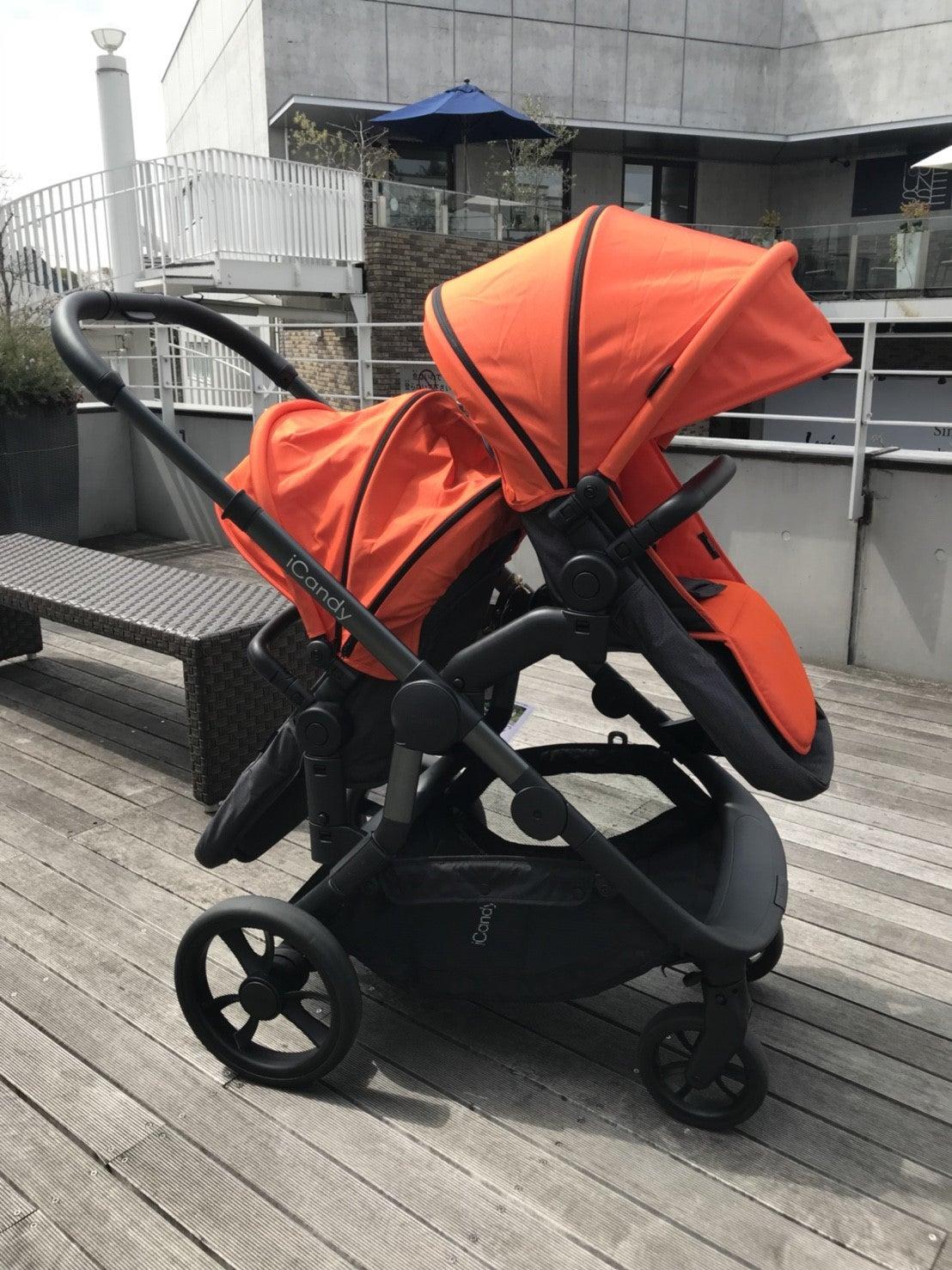 Orange 2人乗り用モデルのご紹介