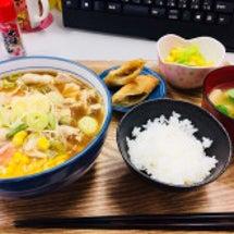 紋どころの昼食