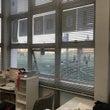 事務所の窓から。