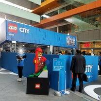 【LEGO】超巨大入れるレゴシティ!二子玉川のライズに行ってきました!プレゼントの記事に添付されている画像
