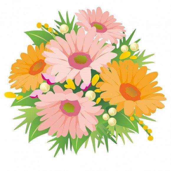 花 アロマで幸せになろう
