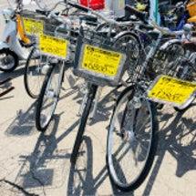 青森市で中古自転車と…