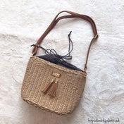 【夏のトレンド♡】しまむらの種類豊富なかごバッグ♪