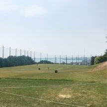 ゴルフの練習へ☆