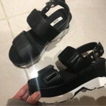 新しい靴、お洋服たち