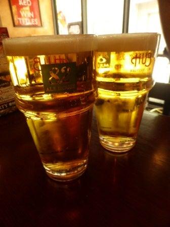 HUB ビール1パイント   アラビの...