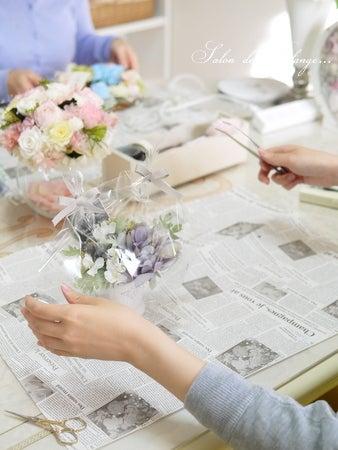 Floral Ele‐Styleの体験レッスン~アーティフィシャルフラワー~