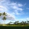 ハワイ6日目の朝「ハワイ島の朝」