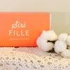 Sisi FILLE(オーガニックコットン生理用ナプキン)の販売をスタートしますの画像