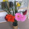 花を飾りました