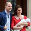 キャサリン妃、第3子となる男の子を出産されましたね♪の画像