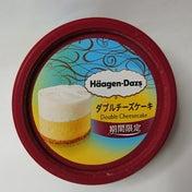 きょうのおやつ ハーゲンダッツ ミニカップ ダブルチーズケーキ