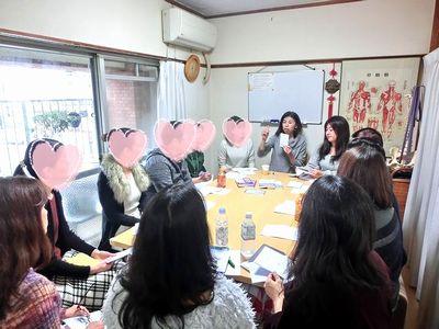 2017年12月10日:ハートカウンセラーkokkoさんin博多『第6弾』の模様2