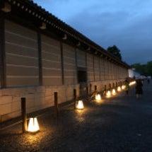 京都・二条城で、タト…