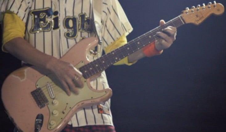 安田 章 大 ギター
