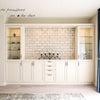 エレガント&シックなお部屋のオーダーメイド家具の画像