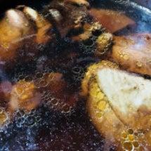 鶏むね肉の紅茶煮
