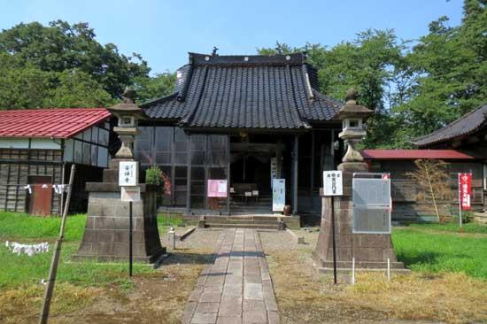 【写3】蔵王堂城